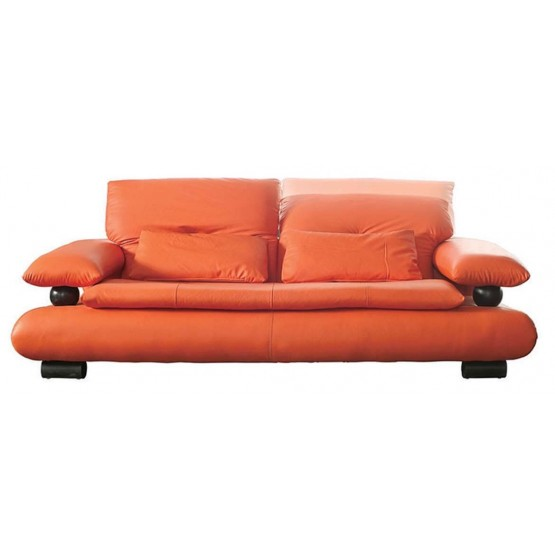 410 Leather/Eco-Leather Sofa photo