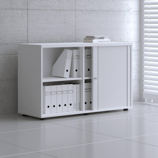 Standard A2L06 Low Tambour Storage Cabinet photo