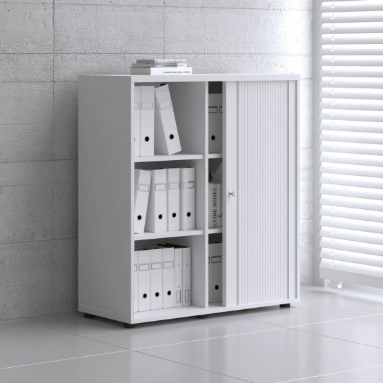 Standard A3L05 Medium Tambour Storage Cabinet photo