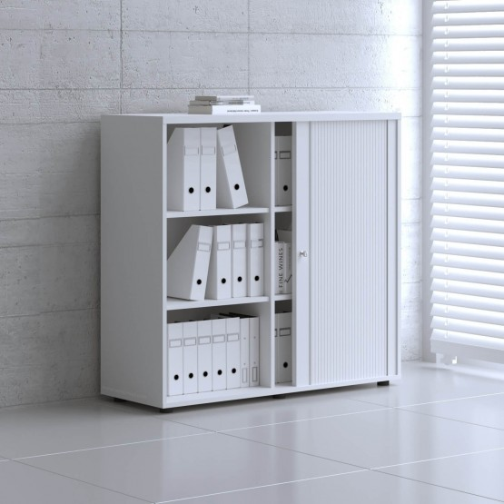 Standard A3L06 Medium Tambour Storage Cabinet photo