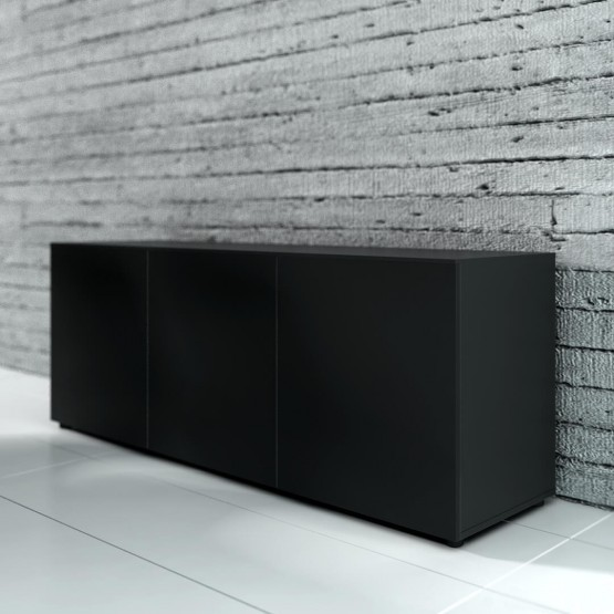 Impuls Low Office Credenza photo