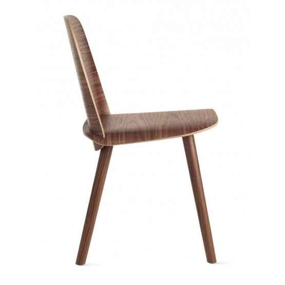 Janelle Plywood Dining Chair photo