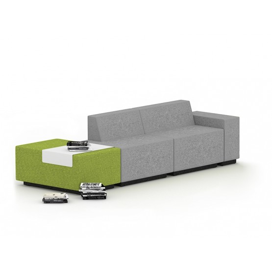 Jazz Chill Out Modular Lounge 3-seater L-shaped Seating photo