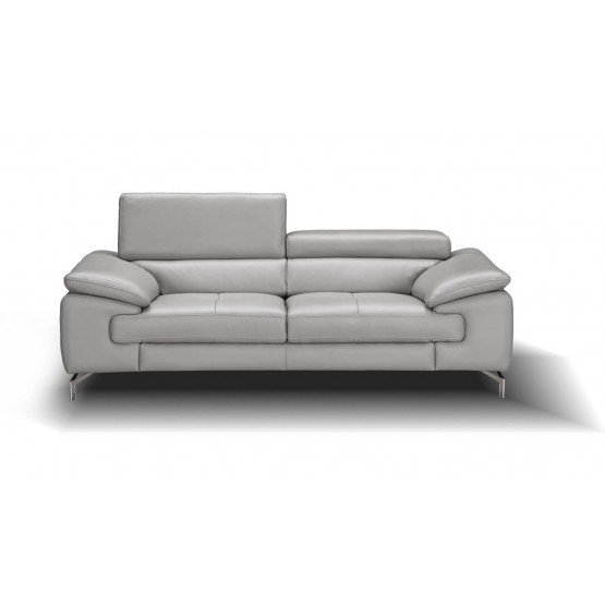 Liam Premium Leather Sofa photo