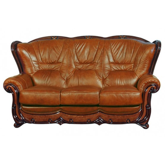 100 Leather/Leatherette Sofa photo