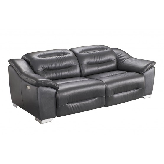 972 Reclining Leather/Eco-Leather Sofa photo