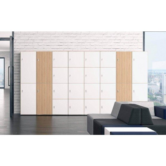 Choice Locker Customizable Cabinet System w/Cylinder Lock with Retention (AP) photo