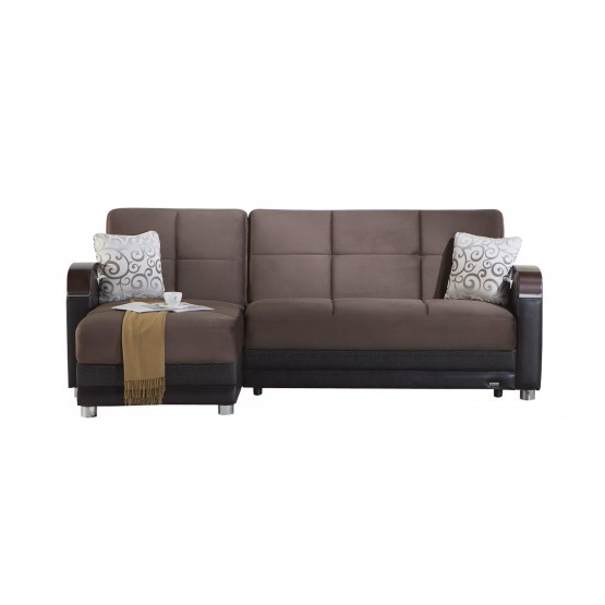 Luna Sectional, Left Arm Chaise Facing photo