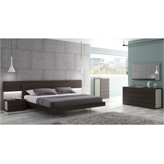 Maia Premium Platform Bedroom Set photo