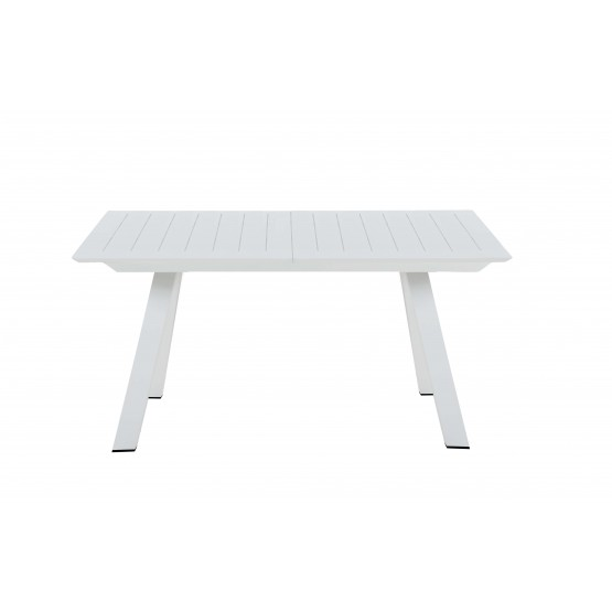 Malibu Outdoor Aluminum Table w/Butterfly Extension photo