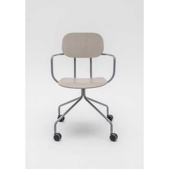 New School N03K Office Chair w/Castors photo