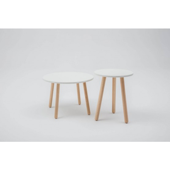 Tables w/Wooden Legs photo