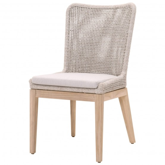 Mesh Outdoor Dining Chair photo