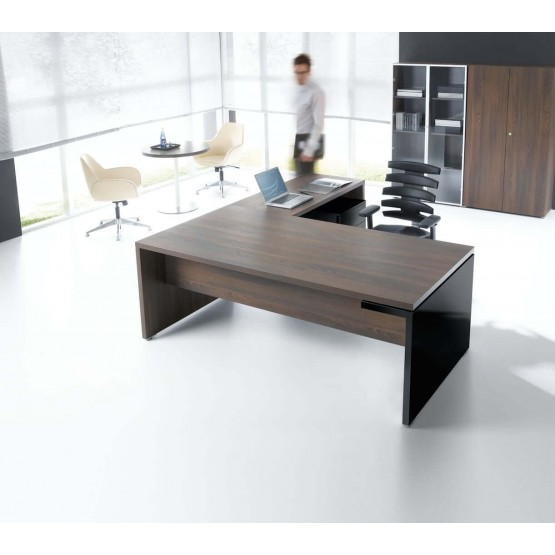 Mito Customizable Executive Desk photo
