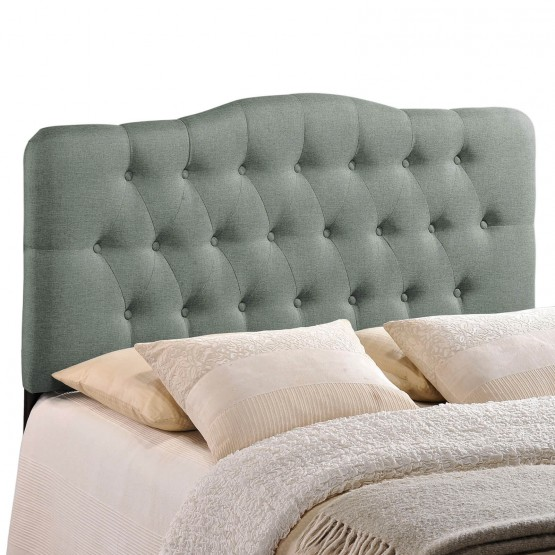 Annabel Full Fabric Headboard photo