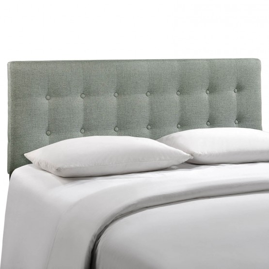 Emily King Fabric Headboard photo