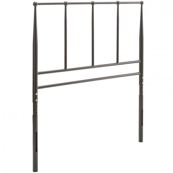 Kiana Metal Stainless Steel Headboard photo