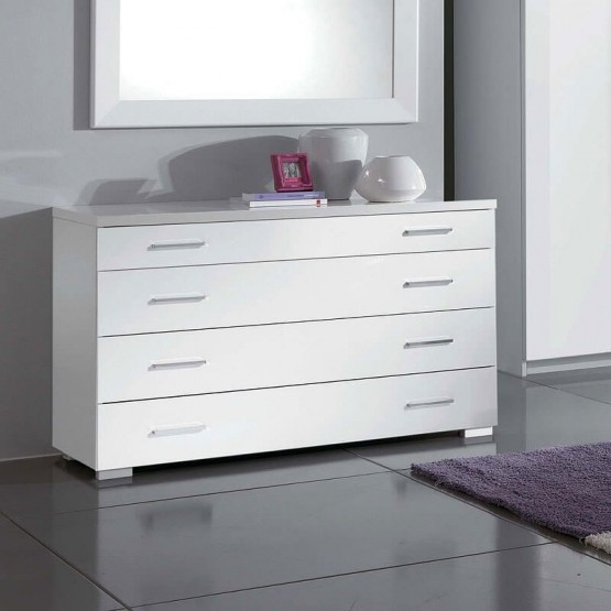 Momo Wood Single Dresser photo