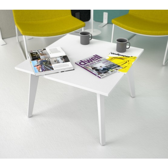 Amber Square Office Coffee Table photo