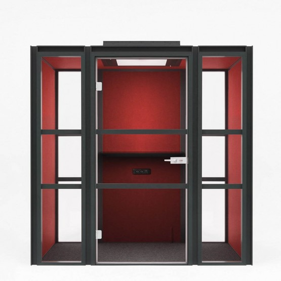 Hako Meeting Soundproof Acoustic Office Pod photo