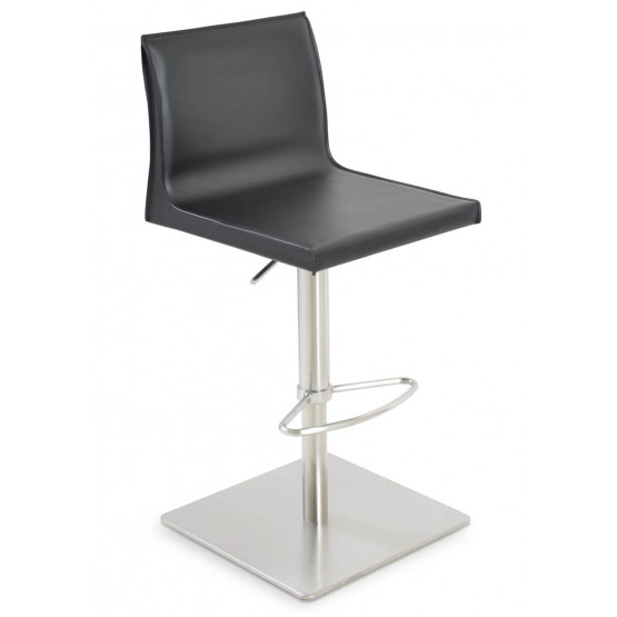 Polo Metal Piston Stool photo