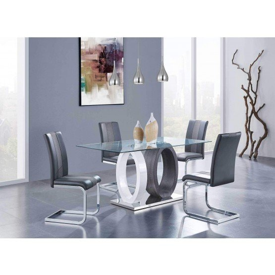 D1628DT w/D915DC Dining Set photo
