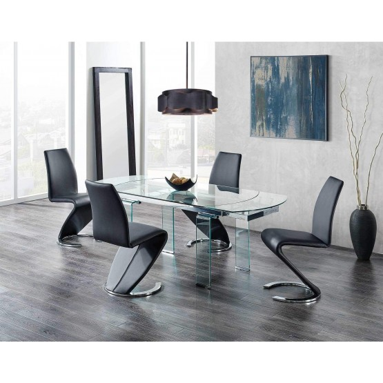 D2160DT w/D9002DC Dining Set photo