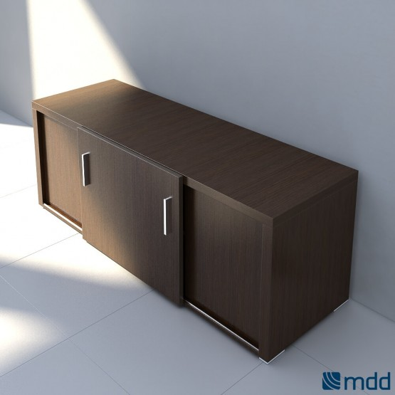 Quando 2OH Low Office Credenza photo