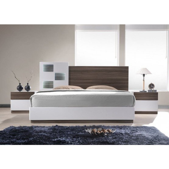 The Sanremo A LED Panel Bedroom Set photo