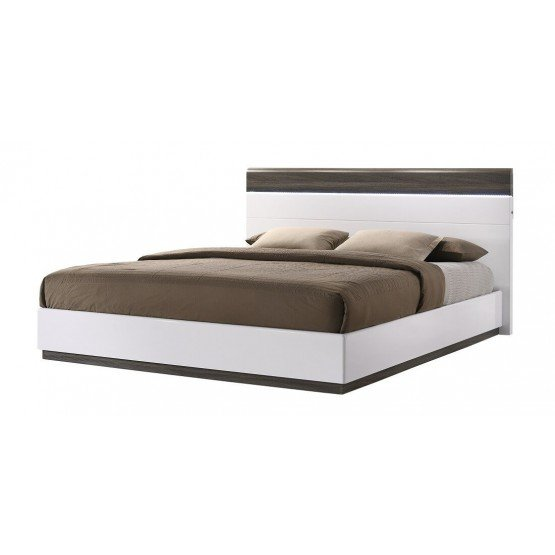 The Sanremo B LED Panel Bed photo