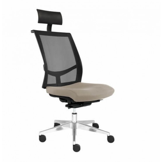 Eva.II Executive Chair with Mesh Backrest & Synchro Mechanism (with Side Tension) photo