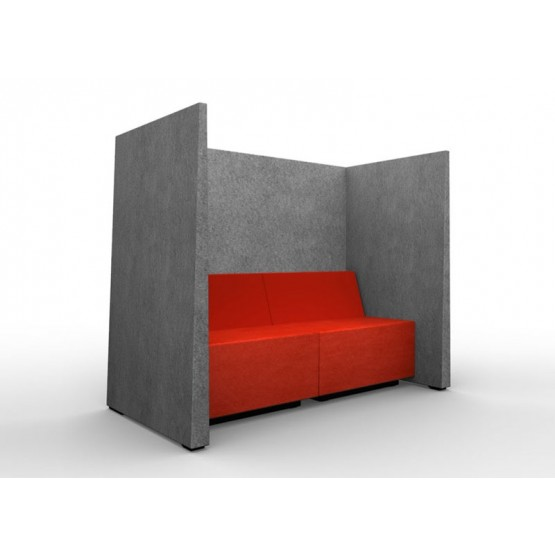 Jazz Silent Box with 3 Acoustic Walls, MDF Legs photo