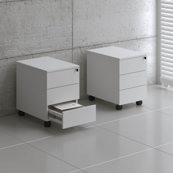 Standard SLD13 Mobile Pedestal w/3 Drawers photo