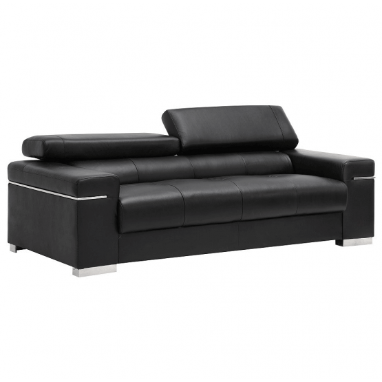 Soho Leather Sofa photo