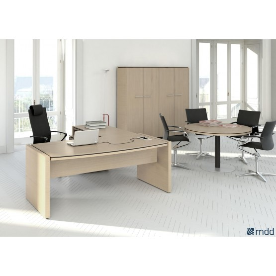 Status L-Shaped Executive Desk photo