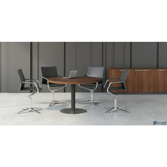 Status Round Conference Table photo