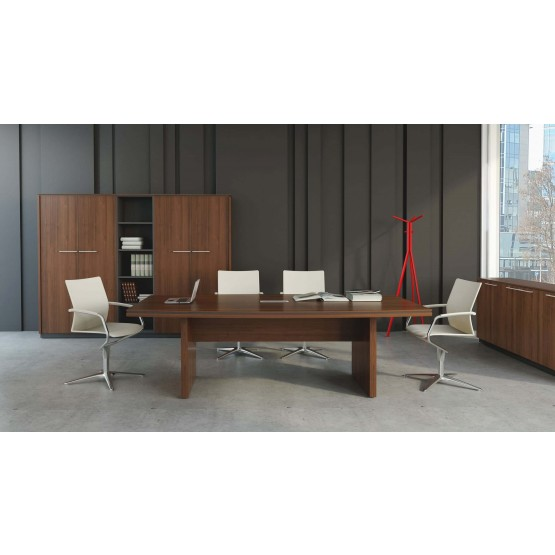 Status Customizable Conference Table photo