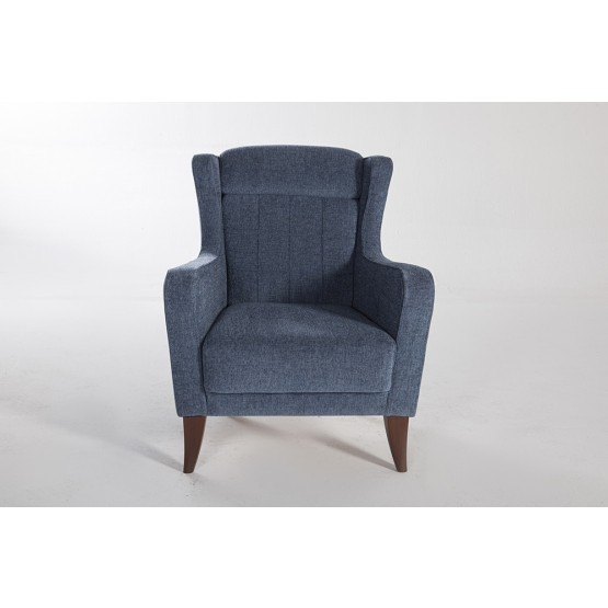 Karlena Fabric Accent Armchair photo