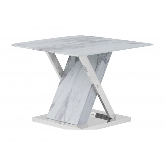 T1274 Marble End Table photo