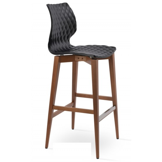 Uni-386 Polypropylene Barstool photo