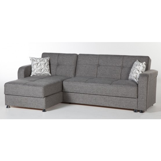 Vision Reversible Sleeper Sectional photo