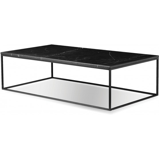 Onix Rectangular Marble Coffee Table photo