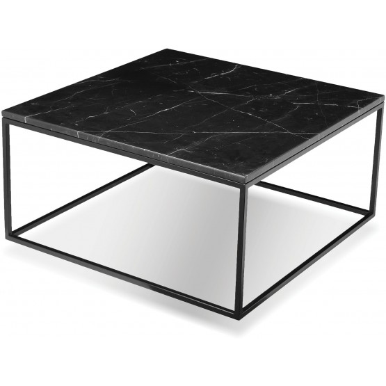 Onix Square Marble Coffee Table photo