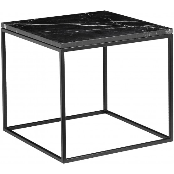 Onix Marble Square End Table photo