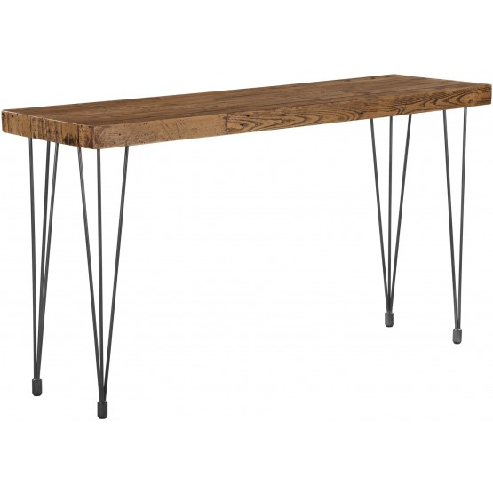 Boneta Console Table Natural photo