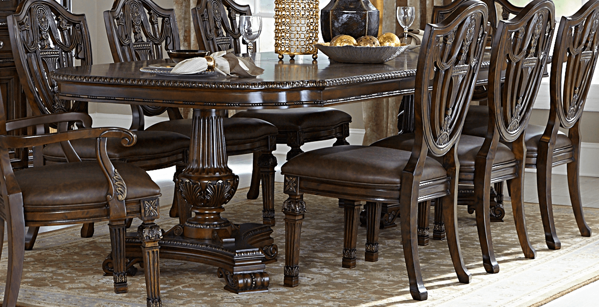 Chilton Traditional Rectangular Wood Extendable Dining Table Cherry By Homelegance Sohomod Com