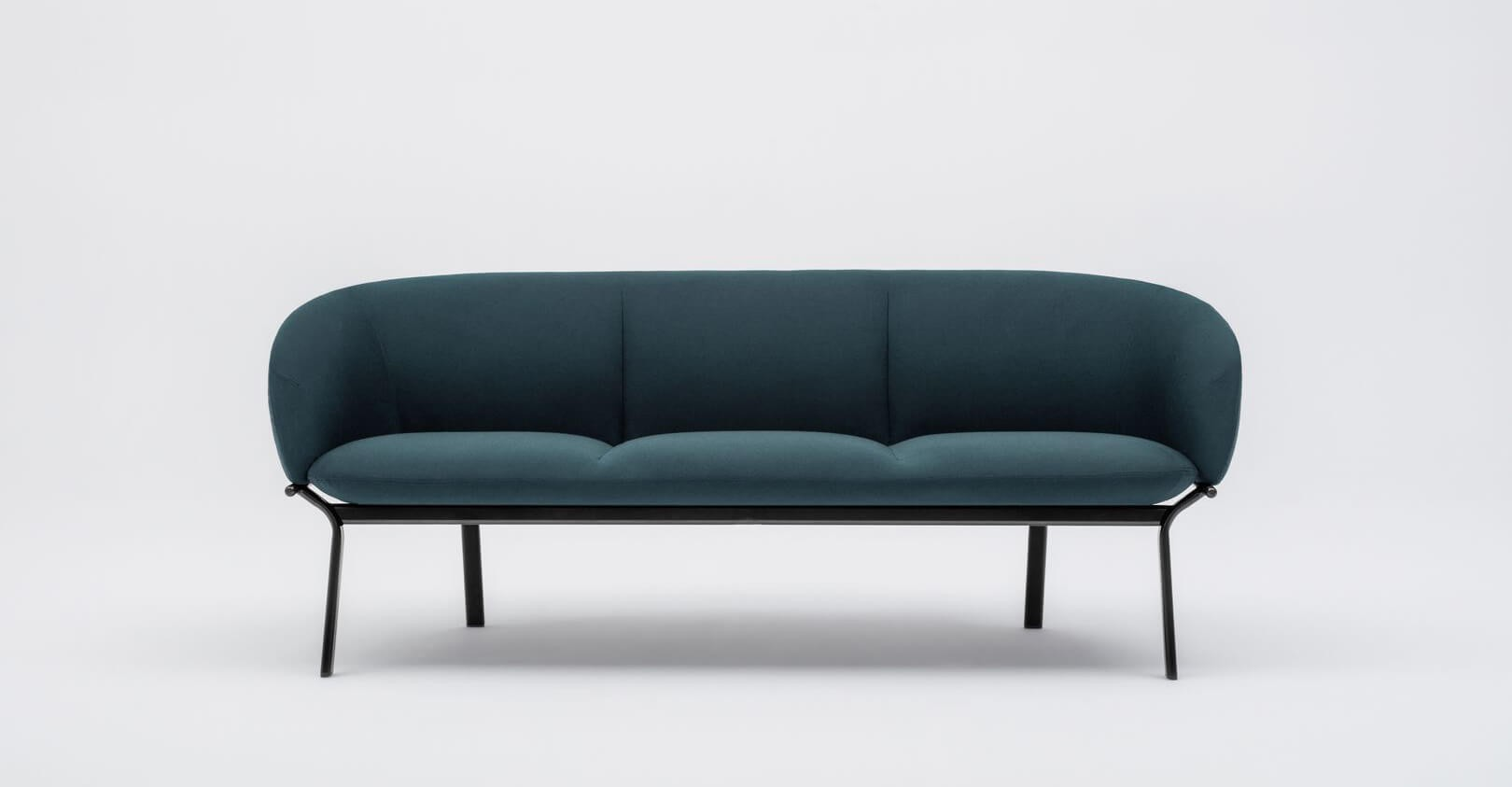 ✅ Grace 46-Seater Office Sofa by MDD Office Furniture  Sohomod.com