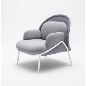 Mesh Low Back Lounge Chair