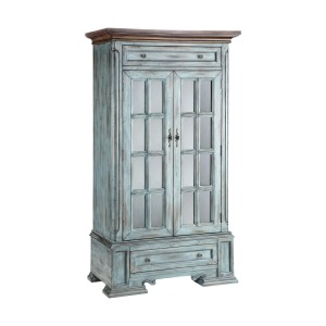 Hartford 2-Door 2-Drawer Cabinet