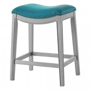 Grover KD Wood Stool